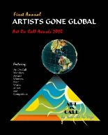 publication, art, artists gone global, 2010, book, review, sara, lerota